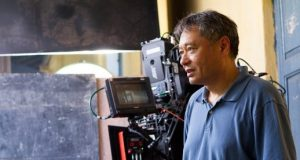 Ang Lee on sets Life of Pi in Pondicherry