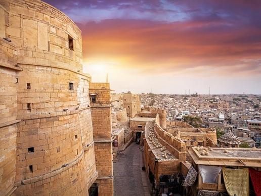 Jaisalmer Fort, Rajasthan