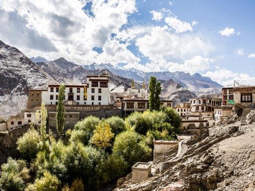 Lamayuru Monastery, Ladakh