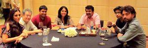 Tabu Ang SS Lata Rajiv Suraj Irfan - Chennai Preview