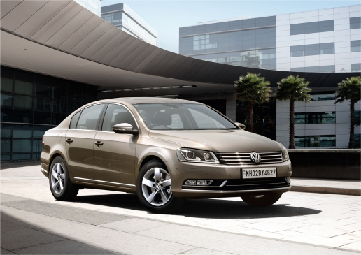 Volkswagen Passat - Photo Shoot